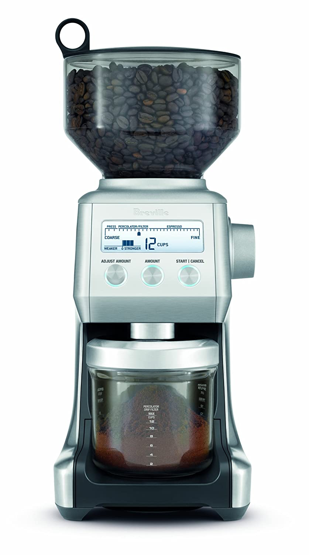 Amazon.com: Breville BCG800XL Smart Grinder: Kitchen & Dining