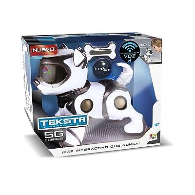 IMC Toys–Teksta, Your Dog Robot 5g (Distribution 96240): Toys & Games