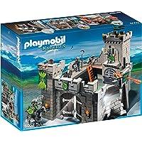 Playmobil Fortaleza de los Caballeros Lobo