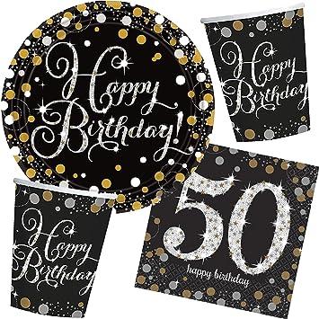 32 piezas Party * Sparkling Celebration * para el 50º ...