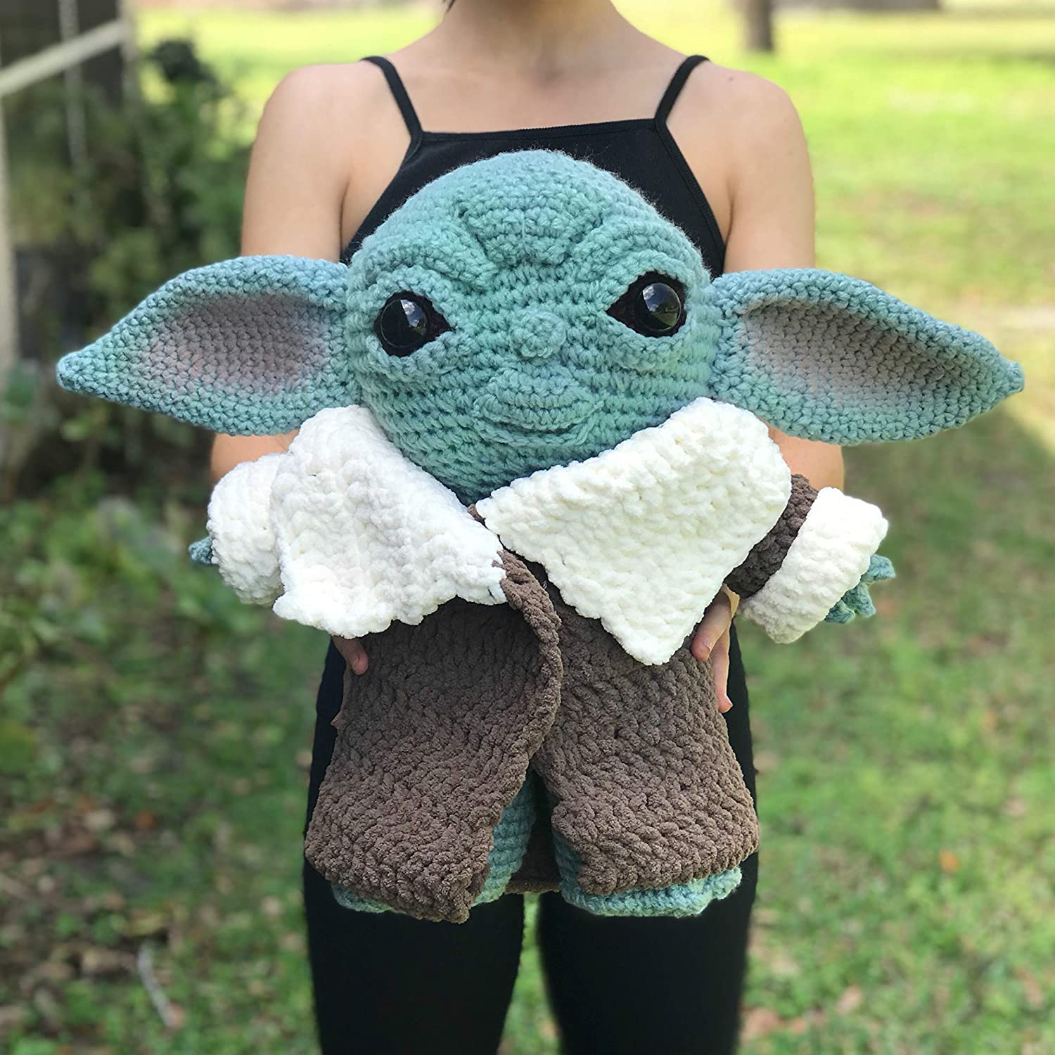 The Best Baby Yoda Patterns For Makers Who Crochet! Dolls, Booties ... | 1500x1500