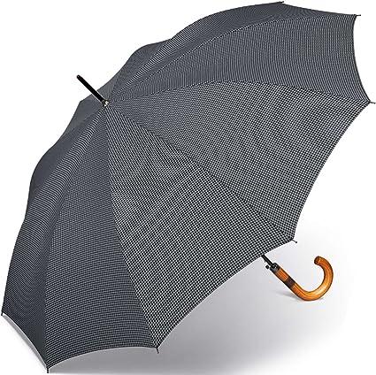 happy rain Gents Long AC Umbrella 92 cm