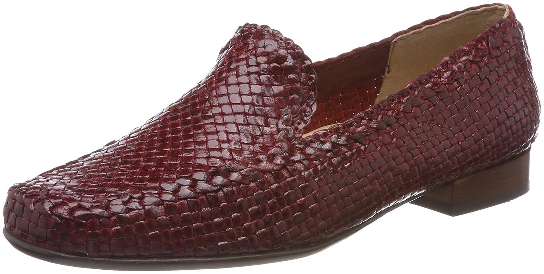 Sioux Damen Cordera Mokassin Rot (Rosso (Rosso Rot 005) f7dfd1