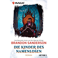 MAGIC: The Gathering - Die Kinder des Namenlosen: Roman (MAGIC™: The Gathering - Die Romane 1) (German Edition) book cover