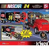 K'NEX NASCAR Building Set: #24 DuPont Transporter Rig