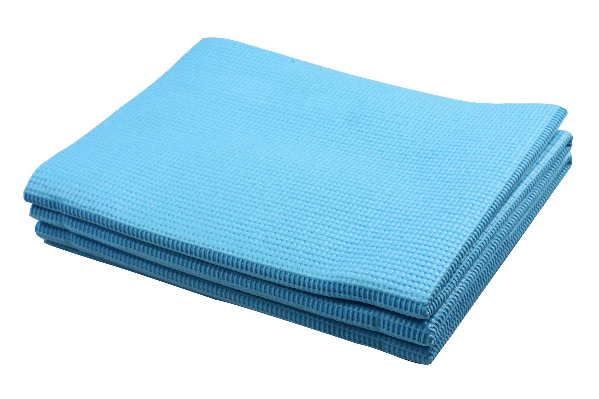 Artist Folding Yoga Mat 3mm (Blue) by Artist