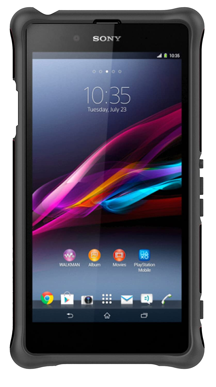 Ballistic BLS4ASPWH - Carcasa para Samsung Galaxy S4, Blanco