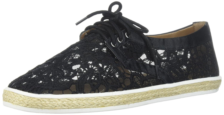 Aerosoles Women's Fundraiser Sneaker B07776D5VB 6.5 B(M) US|Black Fabric