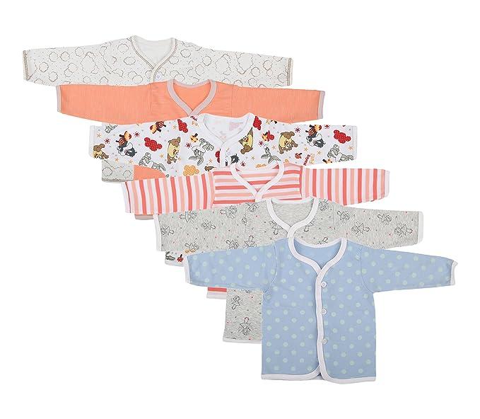 bd517120e FARETO Babies Cotton Shirt (New-Shirt--3-6 Months
