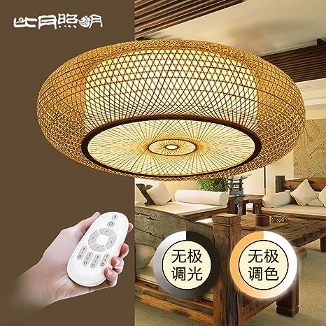 Leihongthebox Lámpara de techo sin polaridad, LED de ...
