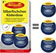 Aeroxon Silberfisch Köderdose - 3er Pack