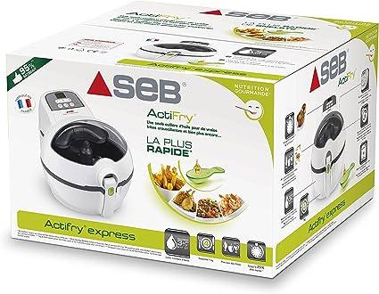 Seb FZ750000 Actifry Express - Freidora (1 kg), color blanco ...