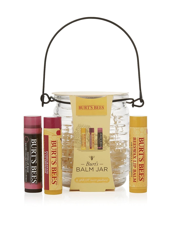 Burt's Bees Balm Jar Gift Set Cbee Europe Ltd 21193-14