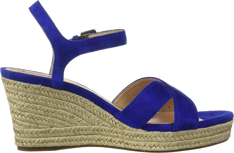 Geox Soleil Femme d92n7a Sandales Chaussures et Sacs Chaussures