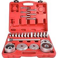 Sfeomi Hjullager dragare verktygssats 31 delar hjullager dragare hjul nav utdragare montering borttagning bil hjul nav…