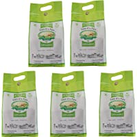 ELWORLD AGRO & ORGANIC FOOD PRODUCTS Brown Sugar 1 Kg Pack of 5 (5kg)