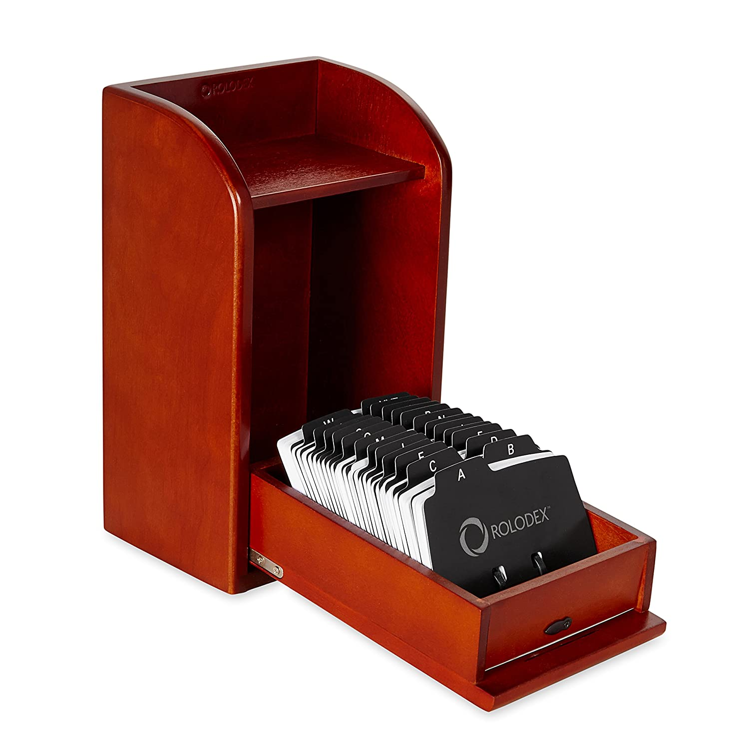 free shipping Rolodex Wood Tones Collection Photo Frame Business ...