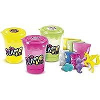 Canal Toys So Slime DIY Slime Shaker Glow In The Dark - 3 Pack