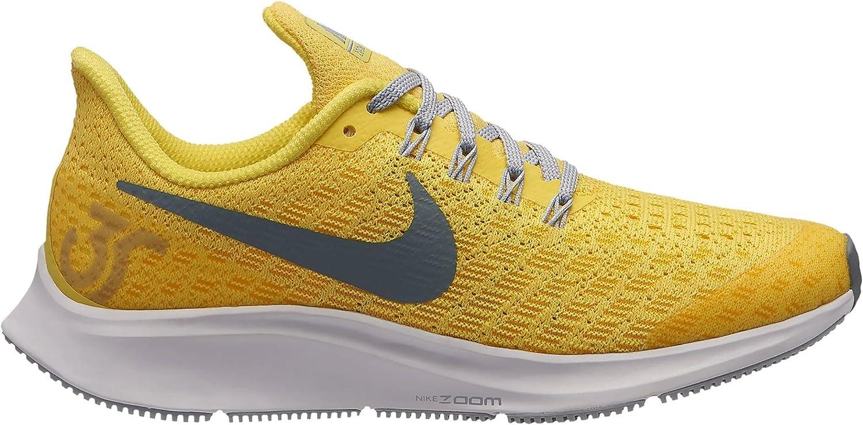 Nike Air Zoom Pegasus 35 (GS), Zapatillas de Running para Mujer, Multicolor (Dynamic Yellow/Cool Grey/Amarillo 700), 38.5 EU: Amazon.es: Zapatos y complementos