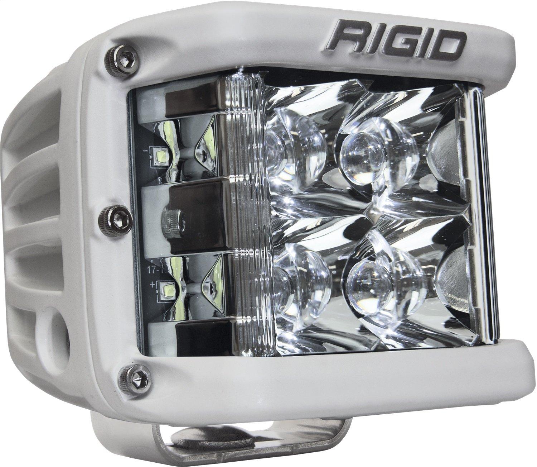 [Rigid Industries 正規品] D-SS PRO LEDライト LEDカラー:ホワイト 発光パターン:スポット サーフェスマウントタイプ B076JFM8PH