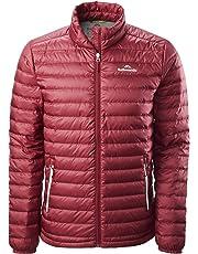Kathmandu Heli Men's Lightweight Duck Down Coat Warm Puffer Jacket v2