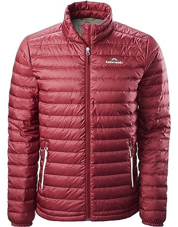 d3510ed7d Kathmandu Heli Men's Lightweight Duck Down Coat Warm Puffer Jacket v2