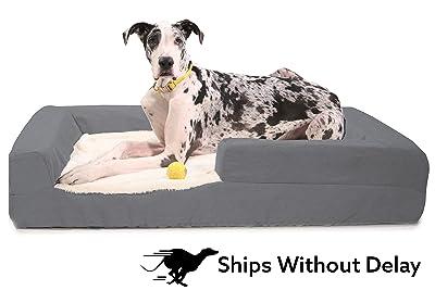 K9 Ballistics Easy Clean Dog Bed Washable Orthopedic