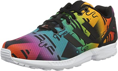 adidas zx flux baskets basses homme