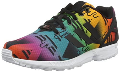adidas ZX Flux, Zapatillas para Hombre, Negro Core Black/FTWR White, 40 EU: Amazon.es: Zapatos y complementos