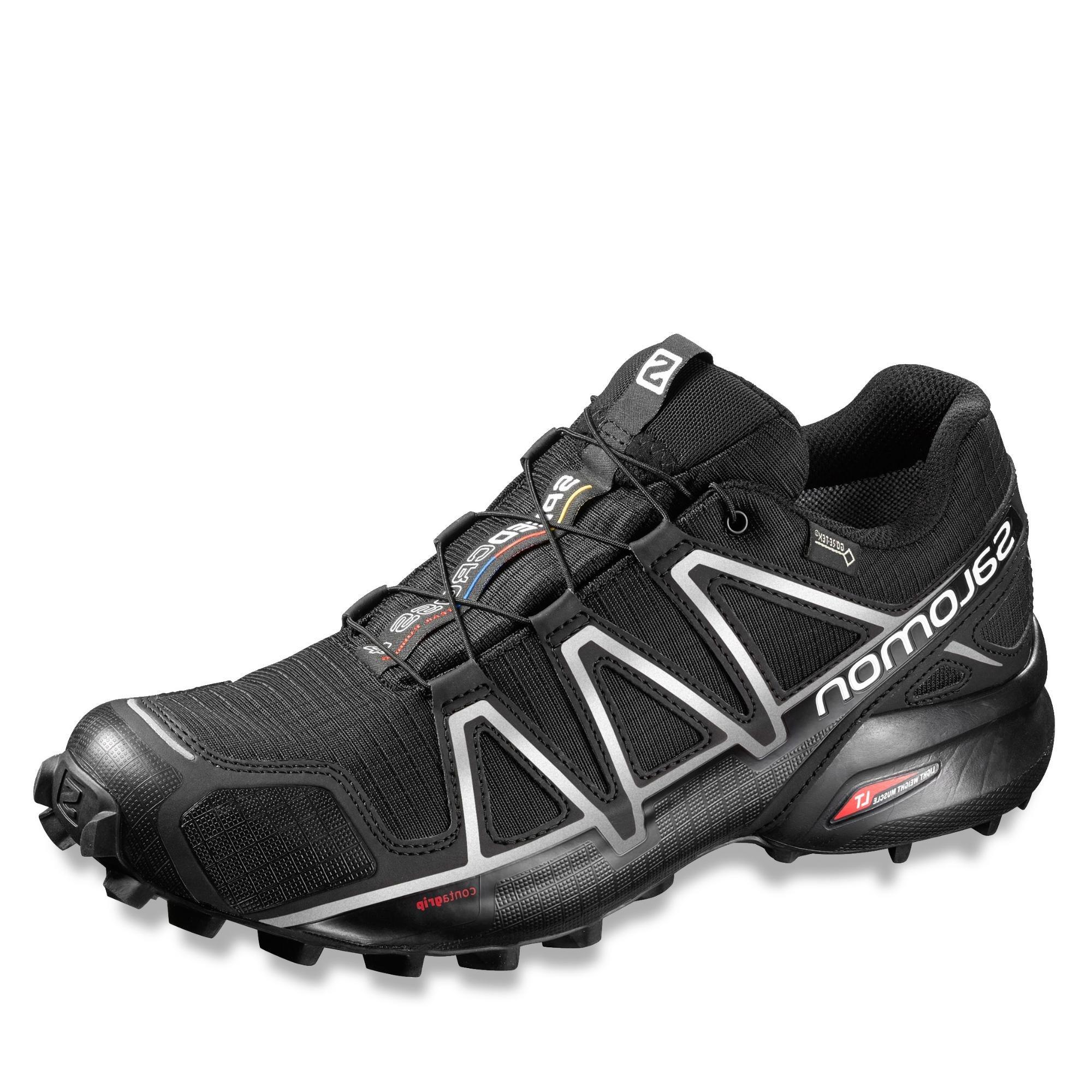 Salomon Speedcross 4 GTX Trekking New Size 13 Men. Black by Salomon