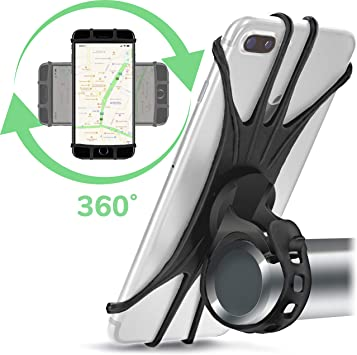 Android Samsung Motorcycle//ATV//Bicycle Handlebar Mount//Holder for iPhone 6//7
