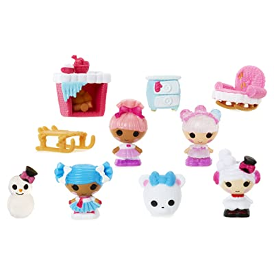 Lalaloopsy Tinies Mittens' Snow Day Series 5: Toys & Games