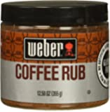 Weber Coffee Rub 12.5 oz.