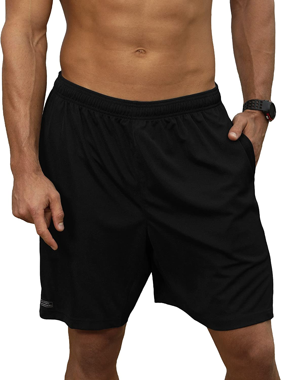 Pro Celebrity Mens Super Light Polyester KTB612 Shorts