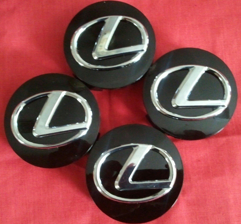 Amazon.com: 4 unidades Set de tapas para rueda Lexus ES300 ...