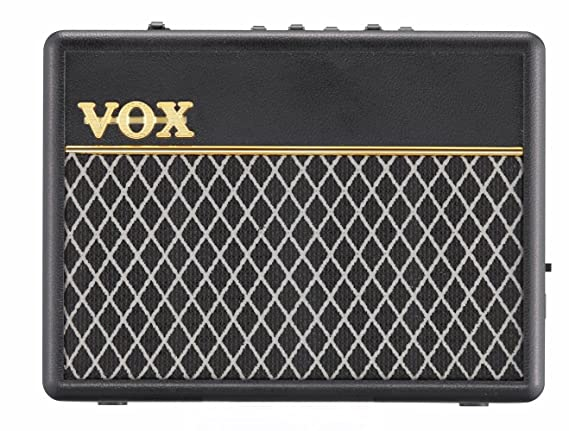 Amazon.com: [DISCONTINUED] VOX AC1RVBASS Miniature Battery Powered Bass Guitar Amplifier: Musical Instruments