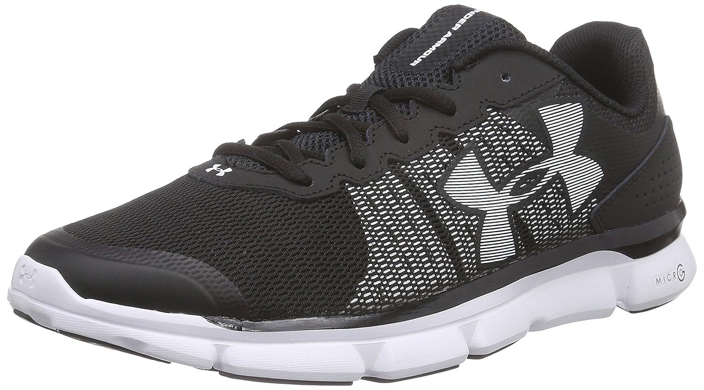 Under Armour Micro G Speed Swift, Zapatillas de Running Para Hombre 47 EU|Negro (Black/White 001)