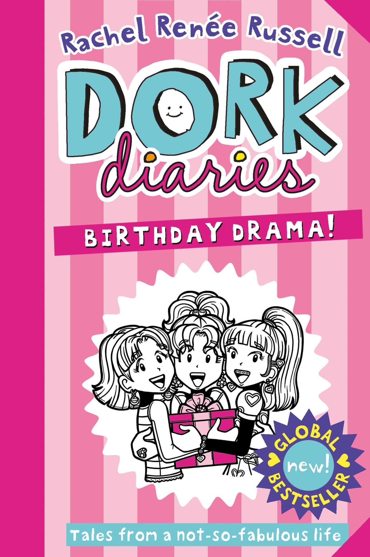 Dork Diaries Birthday Drama Amazoncouk Rachel Renee Russell