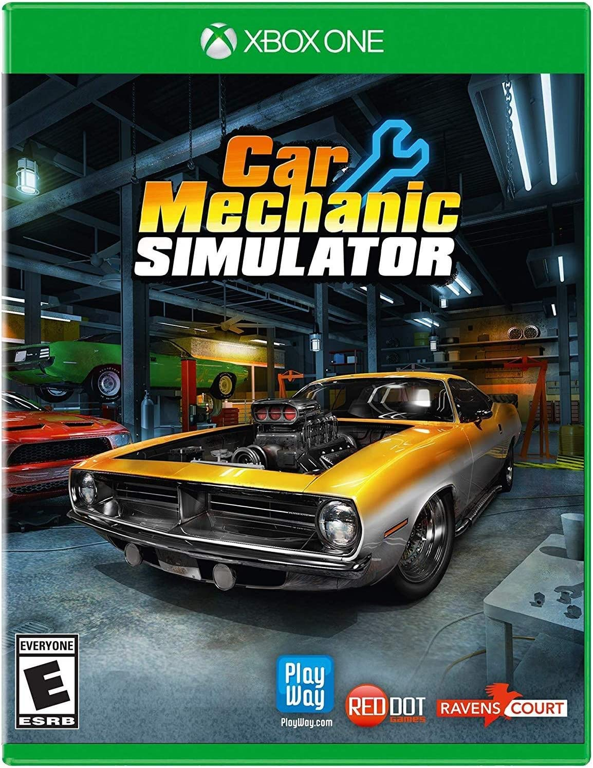 Car Mechanic Simulator 2020 Engine Swap List.Amazon Com Car Mechanic Simulator Xb1 Xbox One Maximum