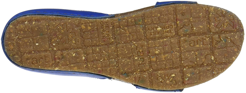 Art Damen 1251a Memphi Memphi 1251a Creta Knöchelriemchen Sandalen Blau (Sea) 1eb476