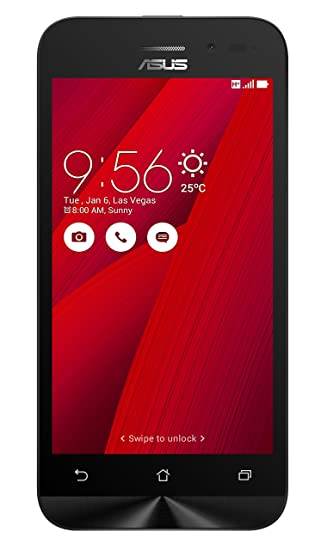 Asus Zenfone Go  2nd generation   Red  available at Amazon for Rs.5799