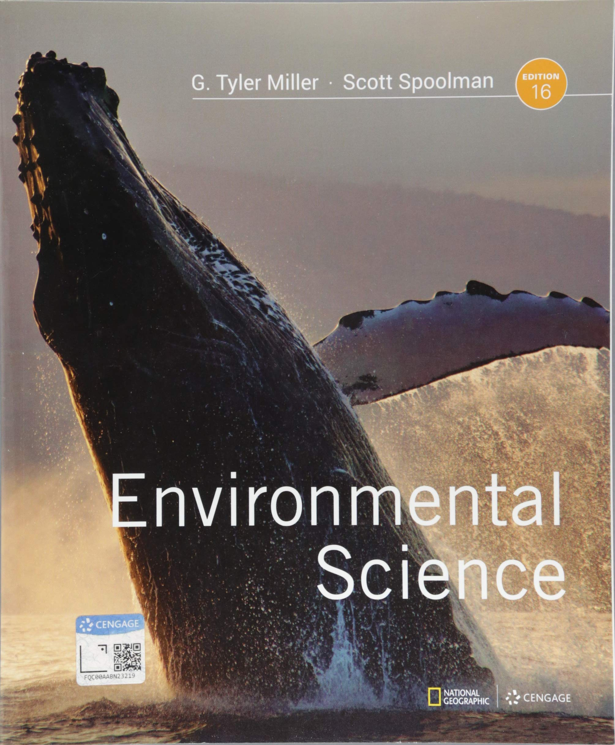 Environmental Science by Brooks / Cole