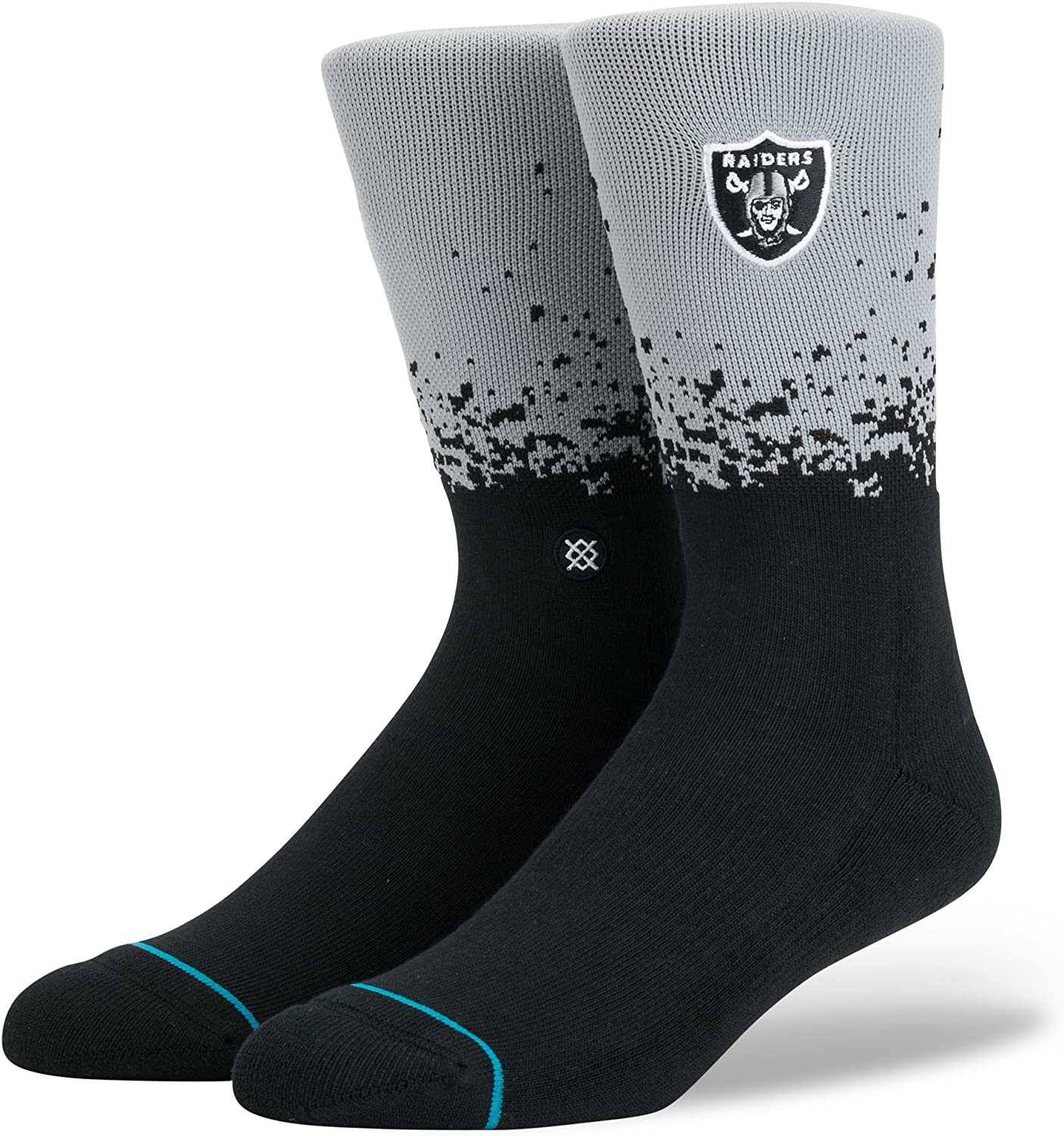 Stance M558C17RAF Men's Raiders Fade Socks