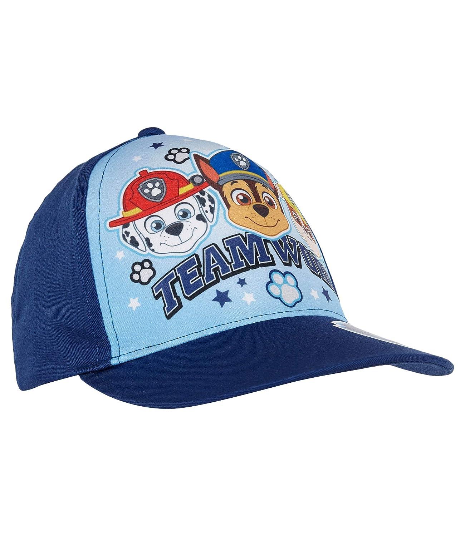 Paw Patrol Gorra de béisbol para Chicos Azul 54: Amazon.es: Ropa y ...