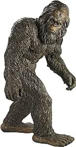 Design Toscano DB383049 Yeti The Bigfoot Garden Statue, Large, Brown