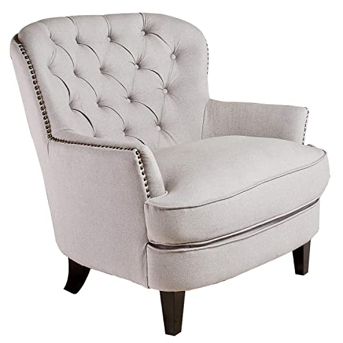 Wingback Armchair Contemporary Living Room Chair