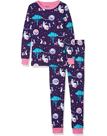 9c542b661 Girls  Pyjama Sets  Amazon.co.uk