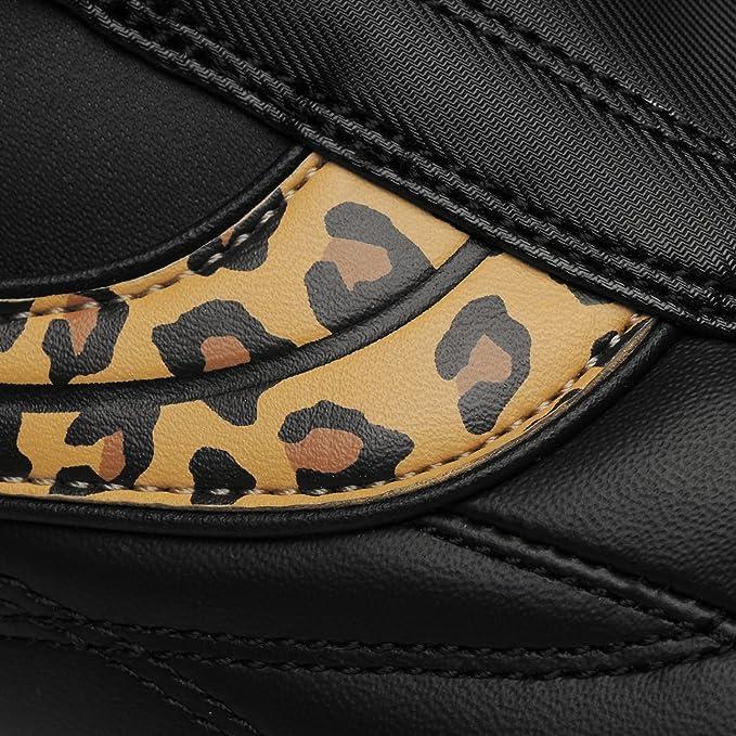Chaussures Femme Sneakers De Pour Lonsdale Noirleopard Benn Baskets wqFgY