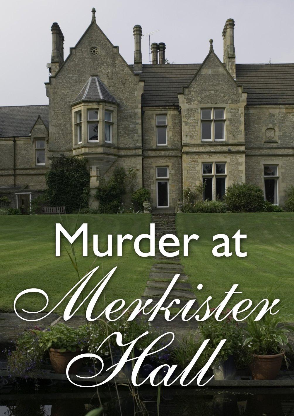 Murder at Merkister Hall 14 player Murder Mystery Game