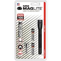 Maglite Mini LED 2-Cell AAA Flashlight Black - SP32016